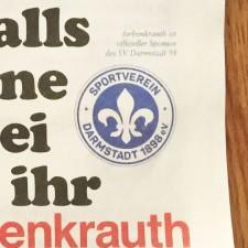 Anzeige, farbenkrauth Baumarkt