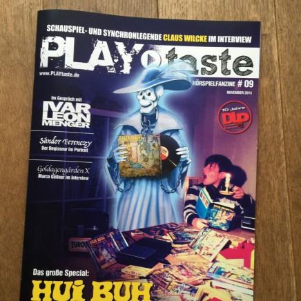 Playtaste #09 - Interview mit Ivar Leon Menger